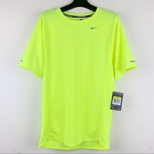 NWT Nike Running Dry Fit Tee Shirt Size S